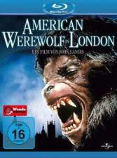 AMERICAN WEREWOLF IN LONDON John Landis  BLU-RAY Neu