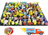 Pikachu Pokemon Monster 144 Mini Figures Toys 2-3 cm PARTY gifts cake topping