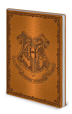 Harry Potter (Hogwarts) A5 Notebook - Flexi Cover * OFFICIAL PRODUCT *