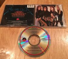 Metallica - The $5.98 EP Garage Days Re-Revisited CD 1st US press CRC budgie
