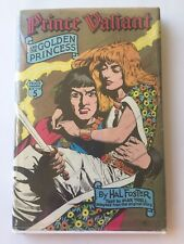 Prince Valiant and the Golden Princess by Hal Foster, Nostalgia Press, 1976 H/C