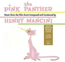 Henry Mancini - The Pink Panther (Music From the Film Score) [New Vinyl LP] UK -