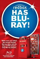 5 Redbox Codes! « Expire OCTOBER 9, 2020 » BLU-RAY or DVD MOVIES