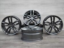Für Audi TT Coupe/Roadster 8J 8J3 8J9 19 Zoll Alufelgen MAM RS3 PP ET45 Grau