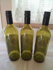 Empty Wines Bottles