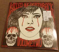 VARIOUS Killed By Deathrock Volume 2 Vinyl LP + poster + MP3 cheapest on EBay