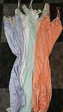 LOT OF 4 VINTAGE NIGHT GOWNS NEW WITH TAGS