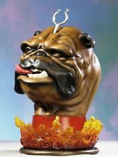 LOCKJAW mini bust/statue~Bowen Designs~Inhumans~bulldog~Fantastic Four~NIB