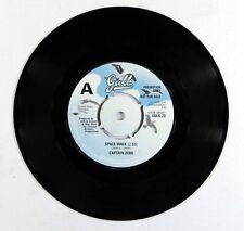 """Captain Zero - Space Walk (UK 7"""" Promo) Near Mint Vinyl"""