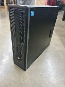 HP Elitedesk 800 G1 SFF Intel Core i7, 4GB, 3.4GHZ NO HDD