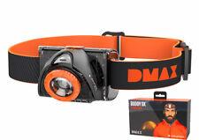 Sensor LED Dmax Buddy LINTERNA HASTA 200 Lumen / 120m, pesa Sólo 105g