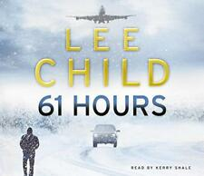 61 Hours: (Jack Reacher 14) by Lee Child | Audio CD Book | 9781846572142 | NEW
