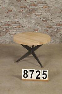 nr.8725 EICHE Couchtisch/Beistelltisch Industriell Loft Design