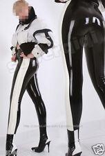 100%Latex Rubber Gummi Legging .45mm Catsuit Pants Pantyhose Suit Multi Trousers