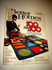 JULY 1975  BETTER HOMES AND GARDENS MAGAZINE 1970'S ERA