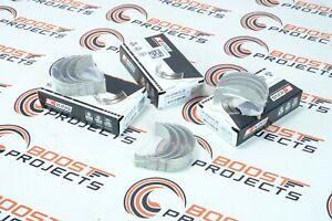 King Engine Rod Bearings Full Set 6 Pc for BMW N54B30 N55B30 N20B20 CR222SV0.25