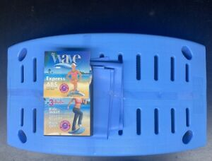 The Firm Wave Complete Workout Speed Slimming Sculpt 4xDVD SEE DESCRIPTION