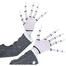 The Nightmare Before Christmas Jack Skellington Adult Gloves Costume Accessory
