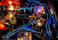 Twilight Zone Pinball Interactive Blue Light Wire Mod
