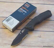 GERBER ORDER LOCK-BACK FOLDING KNIFE WITH POCKET CLIP MADE IN U.S.A