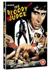 THE BLOODY JUDGE - DVD - Ccristopher Lee..Jess Franco..