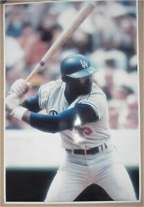 DICK ALLEN - Los Angeles Dodgers Sports Illustrated SI Like poster MLB 24X36