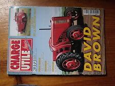 $$v Revue Charge Utile magazine N°173 David Brown  Collection Picot  Chenard & W