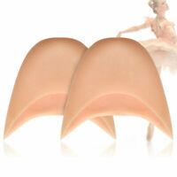 Silicone Gel Zehenschutz Spitzenschoner Gel Pads für Ballett Spitzenschuhe S3F3