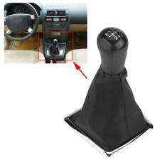 6 Speed Gear Stick Shift Knob Gaiter Boot Cover for Ford Focus 05-12 Mondeo MK3