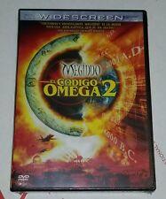 El Codigo Omega 2 ( Armagedon ) DVD Pelicula Cristiana Espanol OFERTA NEW