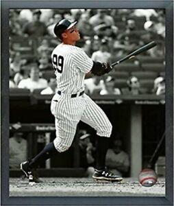 "Aaron Judge New York Yankees MLB Spotlight Action Photo (Size: 9"" x 11"") Framed"