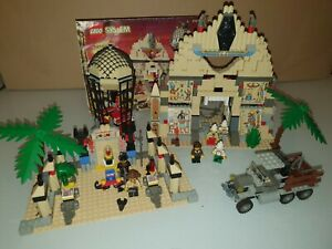 LEGO (ADVENTURERS - DESERT) : SET 5988 : PHARAOH'S FORBIDDEN RUINS