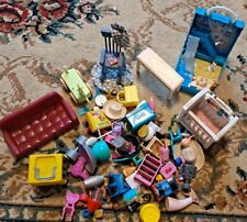 Lot of Doll Furniture and Accessories