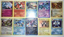 Pokémon Karten - Sammlung - 10 VERSCHIEDENE RARE HOLO KARTEN - Pokemon - Selten