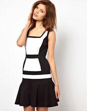 Karen Millen Cotton Square Neck Sleeveless Dresses for Women