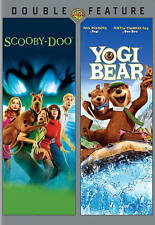 NEW - Scooby-Doo/Yogi Bear (DVD, 2014, 2-Disc Set) SEALED