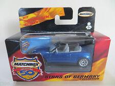MATCHBOX MB71 MERCEDES-BENZ CLK Décapotable. Stars de l'Allemagne-En parfait état, dans sa boîte/Boxed.