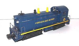 Lionel Postwar 624 C&O Diesel Switcher Locomotive! PA