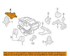 Lower Engine Mount For 1996-1999 Acura RL 1998 1997 J978XM