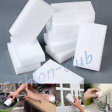 100x White Magic Sponge Eraser Household Tableware Stains Cleaner Melamine Foam