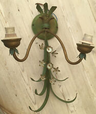 Decorative Metal Lamparas Schuller Double Sconce Wall Light