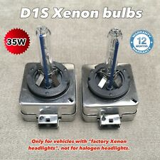 D1S 8000K 35W XENON HID LIGHT BULBS REPLACEMENT 08-10 FOR BMW E60 E61 535i 550i