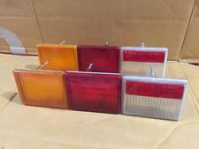 ALFA ROMEO ALFETTA LAMBORGINI  COUNTACH - Carello Set rear light lenses OEM