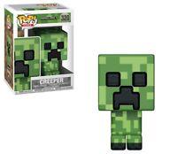 Pop! Vinyl--Minecraft - Creeper Pop! Vinyl