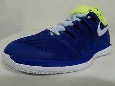Nike Air Zoom Vapor X Tennis Shoes Size 8-11 Men's Blue Multi-Color AA8030-447