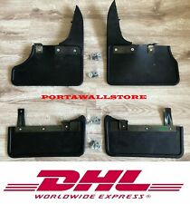 For VW T5 Transporter Mud Flaps 03 -15 Front & Rear Great Quality Free Ship.#939