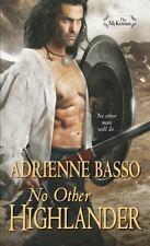The Mckennas: No Other Highlander by Adrienne Basso (2017, Paperback)