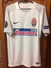 Zorya Luhansk shirt jersey maglia match worn Leonidas #10 Brasil Olimpik Donetsk