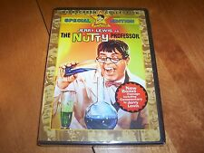 THE NUTTY PROFESSOR JERRY LEWIS Comedy Classic WIDESCREEN SPECIAL ED. DVD NEW