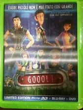 GOOOL! ESSERE PICCOLI NON E' MAI STATO COSI GRANDE (DVD,BLURAY,3D)